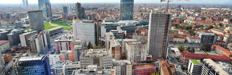 Milano. Sempre più in alto.