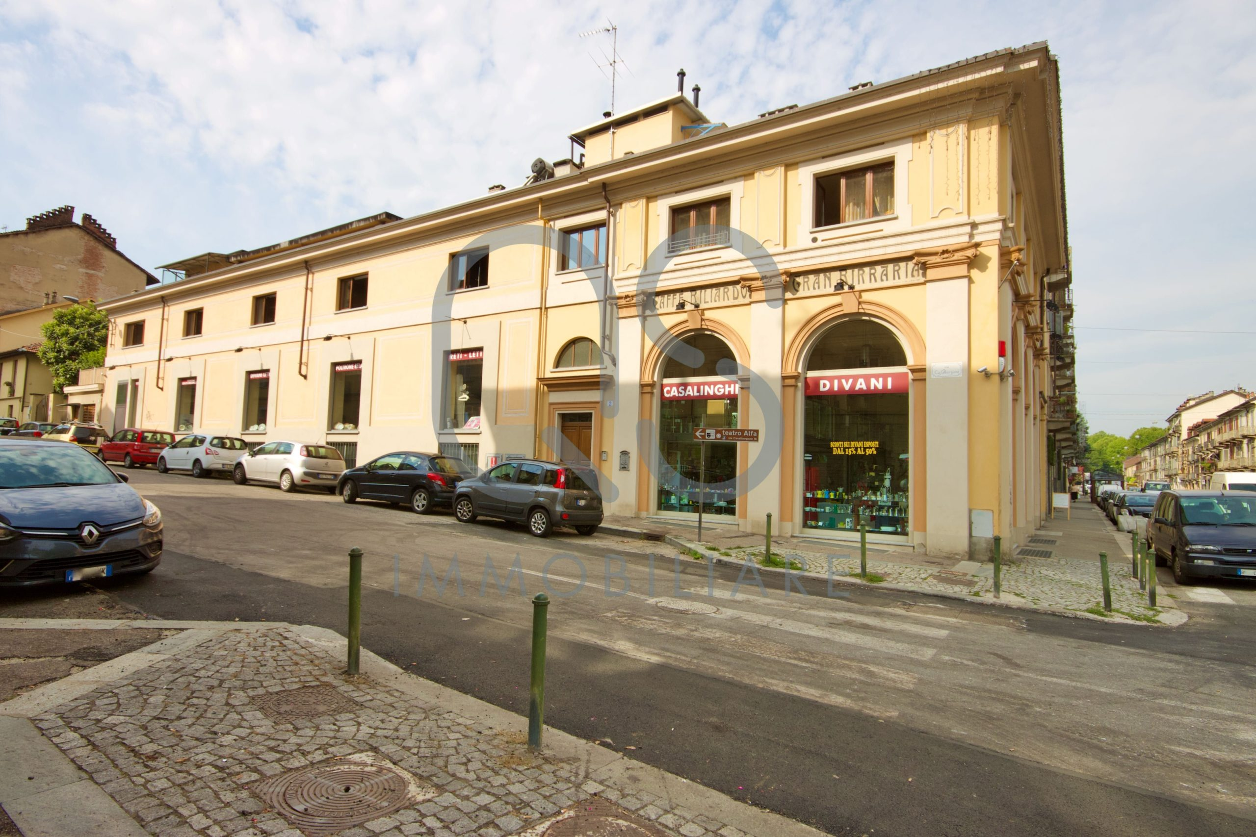 LOCALE COMMERCIALE IN AFFITTO